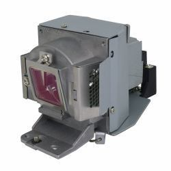 Projector Lamp Assembly with Genuine Original Osram P-VIP Bulb Inside. PT-CW241R Panasonic Projector Lamp Replacement
