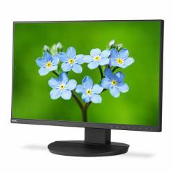 Monitor E223W 22inch NEC E223W bk // 60003334 1680x1050 DP//mini D-Sub//DVI